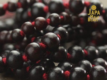 Rosewood Full Mala Beads