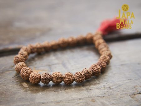 Rudraksha Bracelet Mala