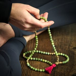 How to Use a Mala | Japa Mala Beads