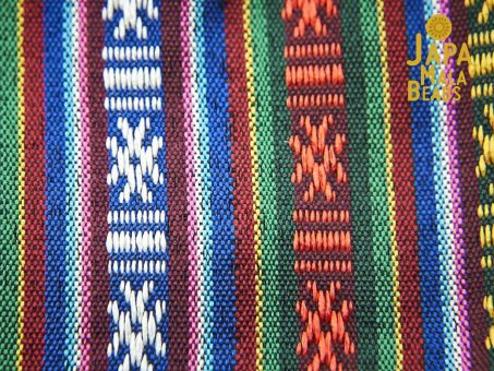 Bhutanese Drawstring Mala Bag
