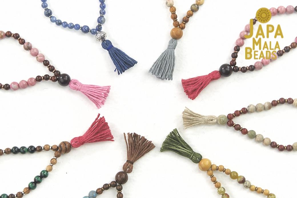 Why does a Mala have a Tassel?   Japa Mala Beads