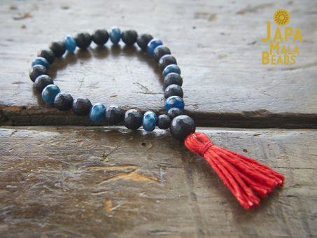 Black Onyx Bracelet Mala