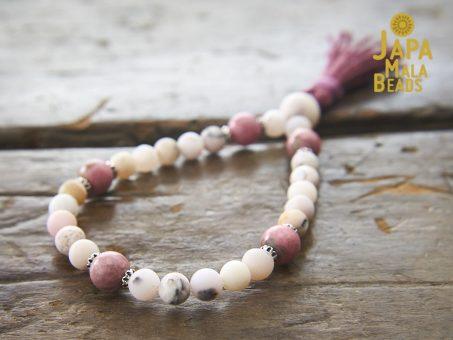 Opal and Rhodonite Bracelet