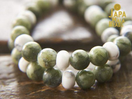 Saguaro Serpentine Bracelet Prayer Beads