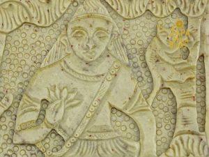Monkey & Buddha Stone Mala Box