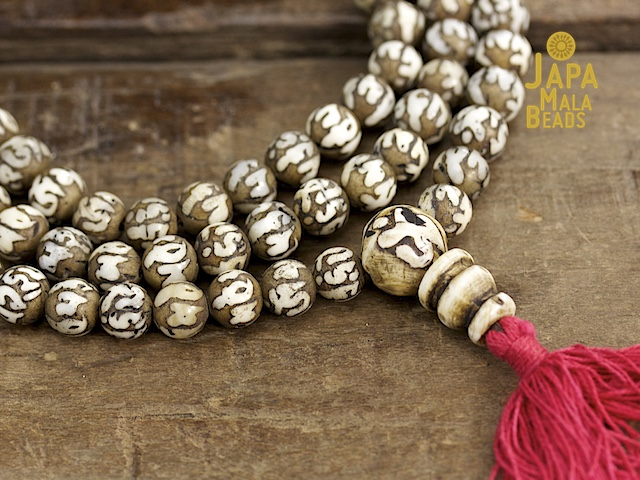 Conch Shell Mantra Full Mala
