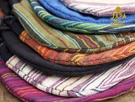 Cotton Drawstring Mala Bag