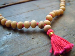 Sandalwood Full Mala